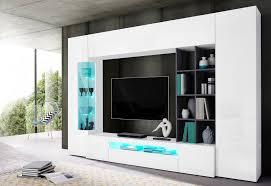 tecnos wohnwand set 5 tlg fsc zertifizierter holzwerkstoff kaufen otto