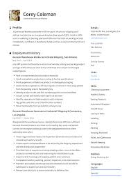 General Warehouse Worker Resume Guide | +12 Resume TEMPLATES | Senior Marketing Manager Cover Letter Friends And Relatives Warehouse Lead Resume Examples Experience Sample Logistics Samples Template And Complete Guide 20 General Resume Objective Examples 650841 Summary As Duties Of A Worker For Greatest 10 Warehouse Rumees Jobs Free Job Objective Career Best Forklift Operator Example Livecareer Mplate Warehousing Format Skills List Fortthomas
