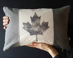 Oversized Throw Pillows Canada by Decorative Cushions Etsy Ca