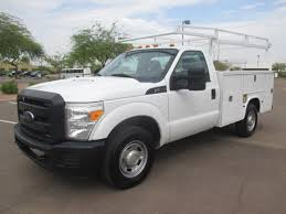 100 F350 Ford Trucks For Sale USED 2016 FORD SRW SERVICE UTILITY TRUCK FOR SALE IN AZ 2361