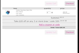 Coobie Bra Coupon Code : Six Flags Chicago Food Coupons Ola Coupons Offers Get Rs250 Off Oct 1112 Promo Codes Seamless Stretchknit Bralette Piano Tape Ins14 Off Over 100 Coupon Code Ha14 Moresoo Summer Beach Card Set For Different Invitations Voucher Coupon Web Promo Code Active Deals Safety 1st Website 7 Ways To Save On Policygenius 130 Online Referrals Links Seamlesscom La Cantera Black Friday This Grhub Will Help You Save Delivery Using Gleam Give Out Shopify Discount Zaida September 2019