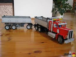 Tipper (Dump) Truck With Trailer - LEGO Technic, Mindstorms & Model ... Dinky Trucks Modelspace Lil Beaver Toys Dump Truck And Sand Loader Made In Canada 2 Tin Toy Trailers J I Case Tenneco Closed Trailer Tipper With Lego Technic Mindstorms Model Diecast Playmobil Truck 4418 Junk Mail Tonka Classic Steel Mighty Cstruction Wwwkotulas Stock Photos Images Alamy Mack Granite Dump Truck With Plow 164 Scale First Gear Toyhabit 13 Top For Little Tikes Sidedump Wooden 3d Youtube Keystone Hydraulic Lift Sale Sold Antique
