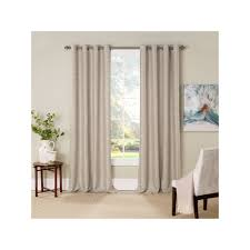 Sears Canada Sheer Curtains by Eclipse Newport Thermalayer Room Darkening Window Curtain White