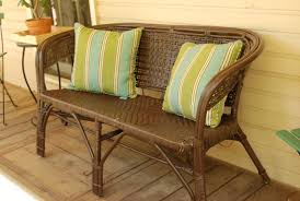 Painting Wicker Furniture with Spray How to Painting Wicker