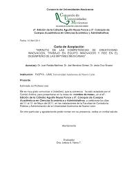 CURRÍCULUM 20 Y CARTA DE PRESENTACIÓN
