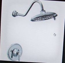 Moen Weymouth Wall Faucet by Moen Shower Chrome Wall Mount Home Faucets Ebay