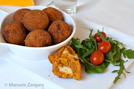 Japanese Pumpkin Croquette Recipe by And Fontina Croquettes