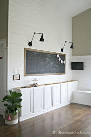 Unsanded Tile Grout Chalkboard by Best 25 Diy Chalkboard Ideas On Pinterest Chalk Board Diy