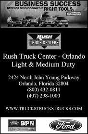 100 Rush Truck Center Tampa Membership Directory PDF