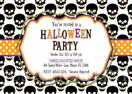 Free Halloween Invitation Templates Microsoft by Free Halloween Invitations As Well As Unique Invitation Free