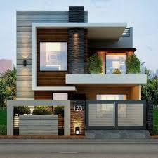 Modern House Fronts by Best 25 Front Elevation Designs Ideas On Stucco