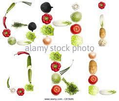 Letter Made Salad Stock s & Letter Made Salad Stock