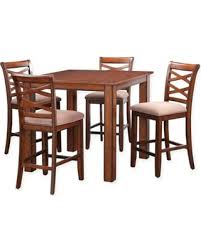 Standard Furniture Redondo 7 Piece Table And Chair Set In Cherry Wood