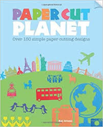 Paper Cut Planet Over 150 Simple Cutting Designs Kai Iwami 9781446303511 Amazon Books