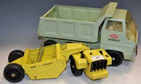 1970's Tonka Toys - A Tonka Scraper In Yellow; A 1970's ... 4runner Tonka Trucks Stretch Tundras And Soedup Vans Surprise Blind Boxes Mini Trucks Youtube Tinys Complete Collection By Funrise Hasbro Antiques Art Vintage Truck Crane 1902547977 Cheap Trophy Find Deals On Line At 197039s Toys A Scraper In Yellow Dump Jumbo Foil Balloon Walmartcom 1970s 5 Pressed Steel Lot Set Of 9 Diecast Review Wagoneer With Snowmobile Trailer 1081