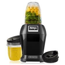 Nutri Ninja Blender Smoothie Maker 700W BL457UK Black Has Been Added To Your Basket