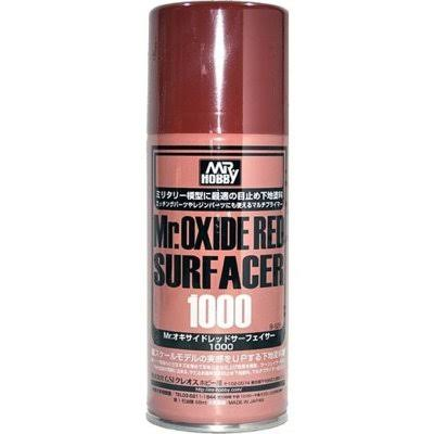 Mr. Surfacer 1000 - Oxide Red- Spray- 170ml