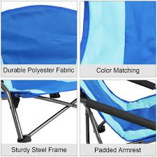 Amazon.com : PORTAL Low Beach Camp Chair Folding Heavy Duty ... Big Deal On Xl Camp Chair Black Browning Camping 8525014 Strutter Folding See This Alps Mountaeering Rendezvous Crazy Creek Quad Beach Best Chairs Of 2019 Switchback Travel King Kong Steel And Polyester Top 10 In 20 Pro Review The Umbrellas Tents Your Bpacking Reviews Awesome Buyers Guide Hqreview