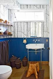 Powder Room Ideas | Better Homes & Gardens 59 Phomenal Powder Room Ideas Half Bath Designs Home Interior Exterior Charming Small Bathroom 4 Ft Design Unique Cversion Gutted X 6 Foot Tiny Fresh Groovy Half Bathroom Ideas Also With A Designs For Small Bathrooms Wascoting And Tiling A Hgtv Pertaing To 41 Cool You Should See In 2019 Verb White Glass Tile Backsplash Cheap 37 Latest Diy Homyfeed Rustic Macyclingcom Warm Or Hgtv With