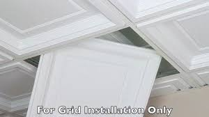how to install armstrong coffered ceiling integralbook com
