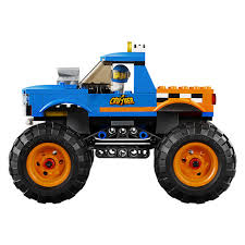 LEGO City Great Vehicles Monster Truck 60180 - LEGO - Toys