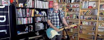 Bob Mould s Tiny Desk Concert on NPR or listen to his interview