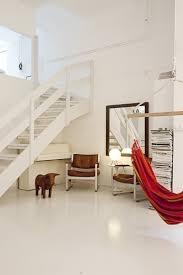 Flooring Alluring Home Accessories Using Indoor Hammocks Delectable Interior Design For Living Room Areas With Red