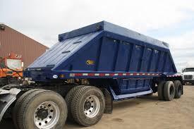 100 Belly Dump Truck 1978 Fruehauf
