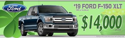 100 Rebates On Ford Trucks New Car Specials In Cary NC Crossroads Of Cary Price