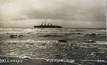When Did Lusitania Sink by Sinking Of The Rms Lusitania Wikipedia