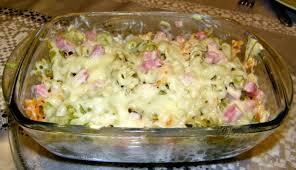 boursin cuisine recettes gratin de pâtes aux asperges et jambon sauce boursin les petits