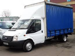100 Used Box Trucks For Sale By Owner FORD TRANSIT 350125 CURTAIN SIDE BOX VAN WITH ONLY 67000