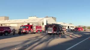 100 Hazmat Truck Fire Leads To Hazmat Alert At El Cajon Metals Plant