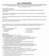 Criminal Justice Resume Objective Entry Level Examples Skills To Appear In A Finder