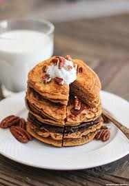 Easy Vegan Pumpkin Pancake Recipe by Pumpkin Recipes That Go Way Beyond Pie Greatist