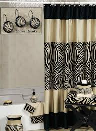 Catchy Animal Print Shower Curtains Inspiration with Best 25