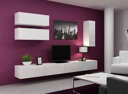 weiße möbel im wohnzimmer moebline