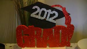 Graduation Table Decorations To Make by Styrofoam Shapes Styrofoam Letters Styrofoam Names Styrofoam