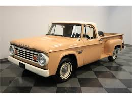100 67 Dodge Truck 19 D100 For Sale ClassicCarscom CC1040399