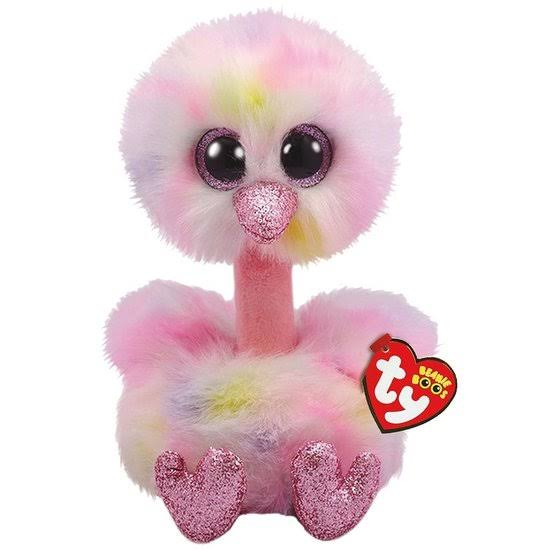 Ty Beanie Boo Avery Ostrich Plush Toy - 42cm, X Large