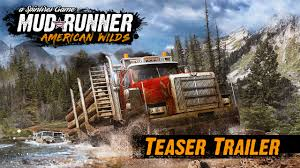 100 Mud Truck Video Runner American Wilds
