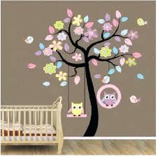 autocollant chambre bébé stickers chambre enfant fille chambre stickers muraux mur de lusine