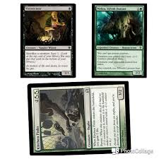 Mtg Golem Edh Deck by Enlarge Mtg Magic The Gathering M14 Green Uncommon Sorcery Card