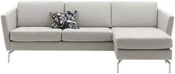 boconcept canape corner sofa contemporary leather fabric osaka by anders
