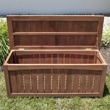 outdoor storage bench for patio inspiring home ideas