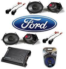 100 Truck Speakers Ford F250 F350 9799 Ext Kicker 2 Ks68 Replacement