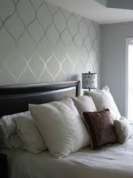 Wallpaper Accent Walls Bedroom Best 25 Ideas On Pinterest Wall Paper Designs For Bedrooms