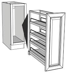 Short Narrow Floor Cabinet by Best 25 Cabinet Organizers Ideas On Pinterest Pantry And