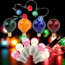 Ge Pre Lit Christmas Tree Replacement Bulbs by C 7 Christmas Lights Led Decorative Lights Room String Lights