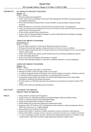 Associate Project Engineer Resume Samples | Velvet Jobs The 11 Secrets You Will Never Know About Resume Information Beautiful Cstruction Field Engineer 50germe Sample Rumes College Of Eeering And Computing Mechanical Engineeresume Template For Professional Project Engineer Cover Letter Research Paper Samples Velvet Jobs Fantastic Civil Pdf New Manufacturing Electrical Example Best Of Lovely